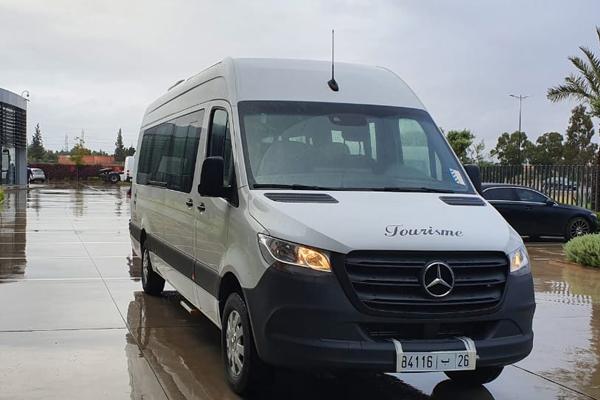 transport touristique à marrakech