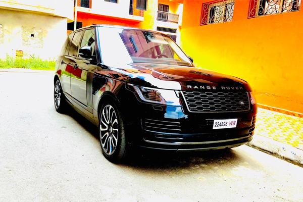 voiture luxe marrakech