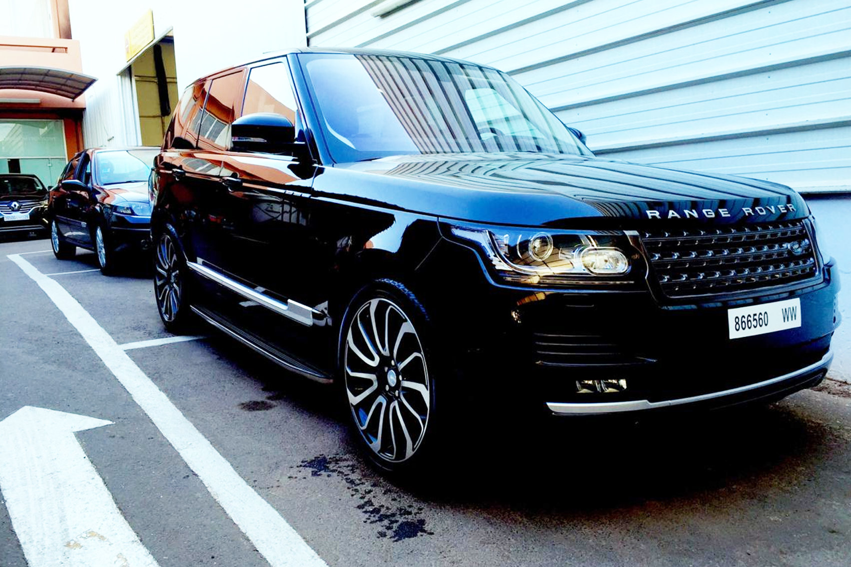Location voiture de luxe avec chauffeur marrakech